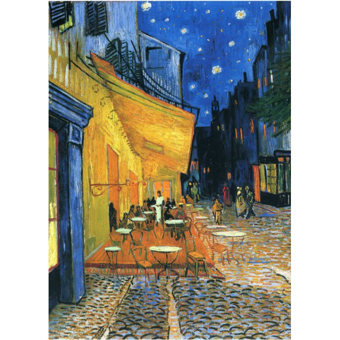 Puzzle Grafika-Kids-00207 Magnetic Pieces - Vincent Van Gogh, 1888
