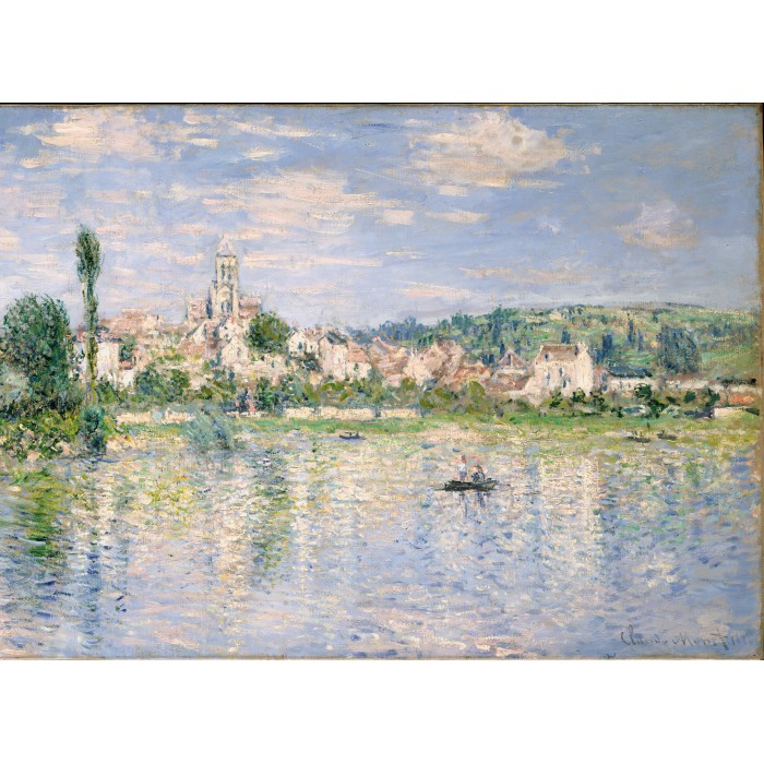 Puzzle Grafika-Kids-00461 Claude Monet: Vétheuil in Summer, 1880