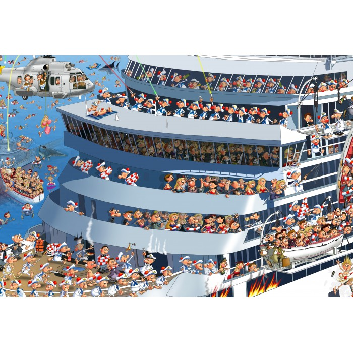 Puzzle Grafika-Kids-00824 XXL Pieces - François Ruyer