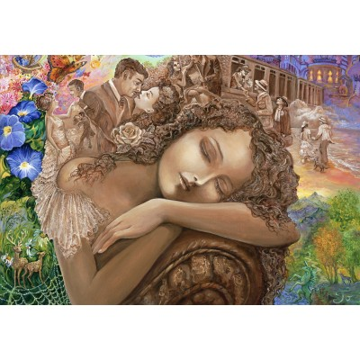 Puzzle  Grafika-Kids-01559 Josephine Wall - If Only