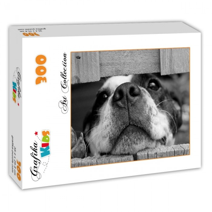 Puzzle Grafika-Kids-00793 Dog