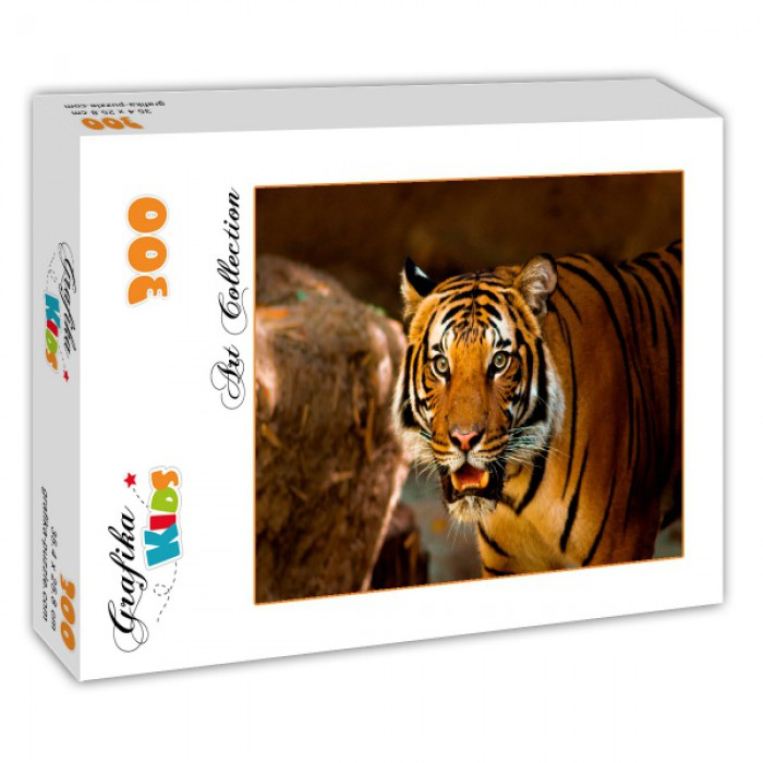 Puzzle Grafika-Kids-00540 Tiger