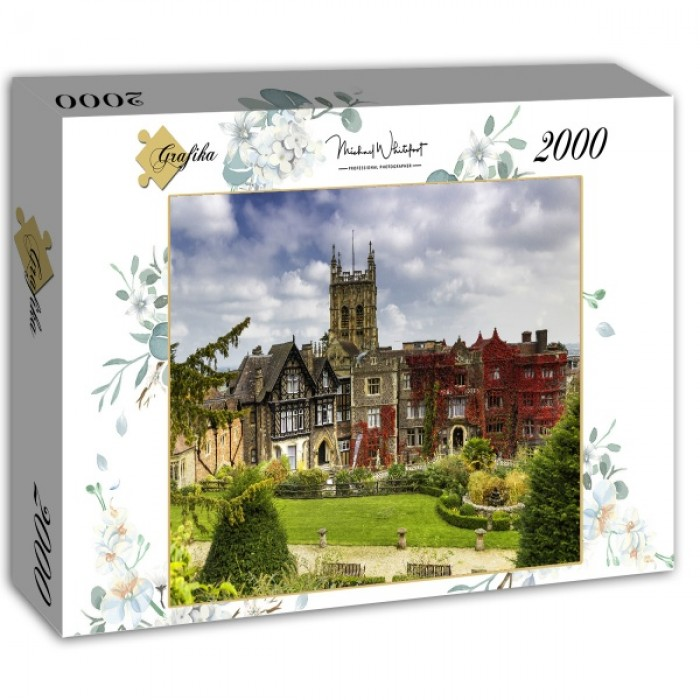 Puzzle Grafika-02922 Abbey Hotel in Great Malvern