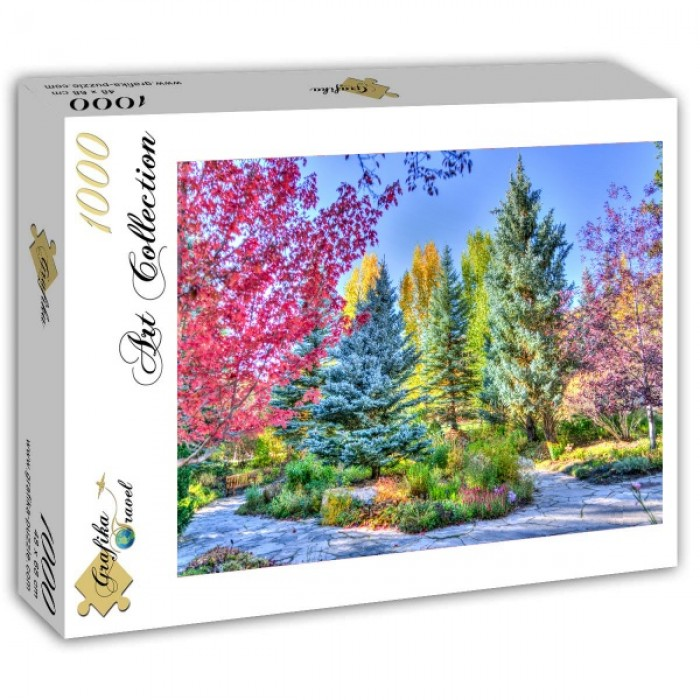 Puzzle Grafika-T-00853 Colorful Forest, Colorado, USA