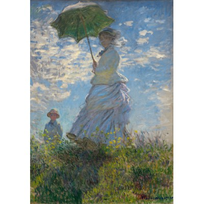 Puzzle  Grafika-00047 Claude Monet
