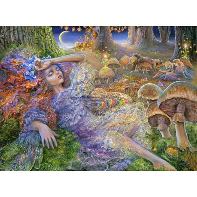grafika-Puzzle - 2000 pieces - Josephine Wall - After The Fairy Ball