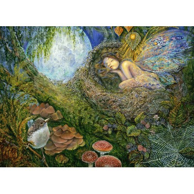 grafika-Puzzle - 300 pieces - Josephine Wall - Fairy Nest