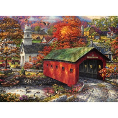 grafika-Puzzle - 2000 pieces - Chuck Pinson - The Sweet Life