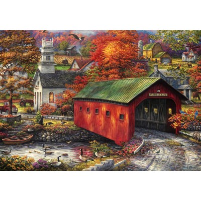 grafika-Puzzle - 1000 pieces - Chuck Pinson - The Sweet Life