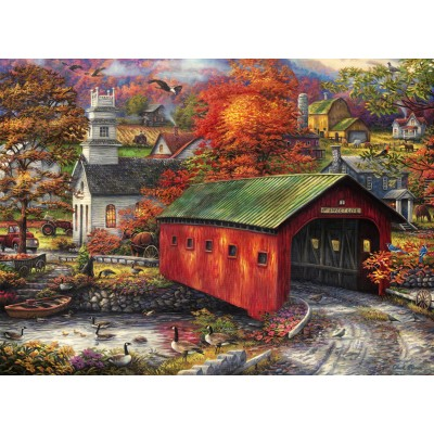 grafika-Puzzle - 300 pieces - Chuck Pinson - The Sweet Life