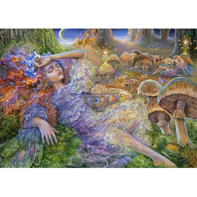 Puzzle  Grafika-T-00287 Josephine Wall - After The Fairy Ball
