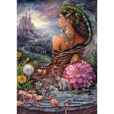 grafika-Puzzle - 1500 pieces - Josephine Wall - The Untold Story