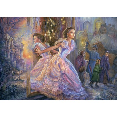 Puzzle  Grafika-T-00328 Josephine Wall - Alternative Reality