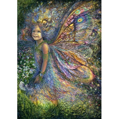 Puzzle  Grafika-T-00357 Josephine Wall - The Wood Fairy