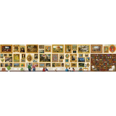 grafika-Puzzle - 54000 pieces - The World's Largest Jigsaw Puzzle - Travel around Art!