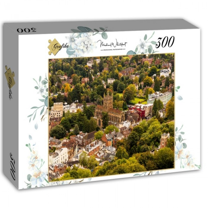 Puzzle Grafika-02942 Great Malvern