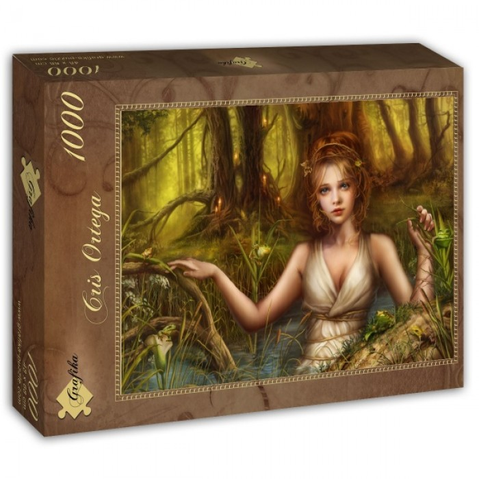 Puzzle Grafika-T-00111 Never After