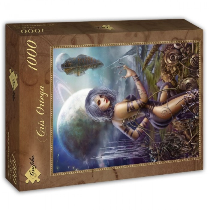 Puzzle Grafika-T-00062 The Outer Frontier