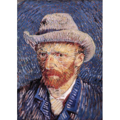 grafika-Puzzle - 24 pieces - Magnetic Pieces - Vincent Van Gogh, 1887-1888
