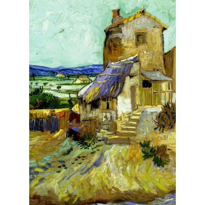 grafika-Puzzle - 24 pieces - Magnetic Pieces - Vincent van Gogh, 1888