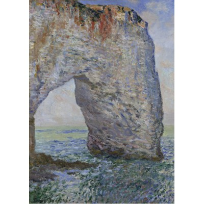 grafika-Puzzle - 24 pieces - Magnetic Pieces - Claude Monet: Le Manneporte à Étretat, 1886