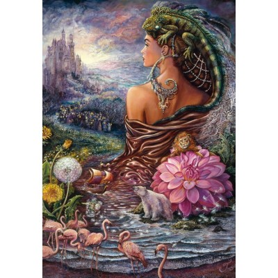 grafika-Puzzle - 100 pieces - Josephine Wall - The Untold Story