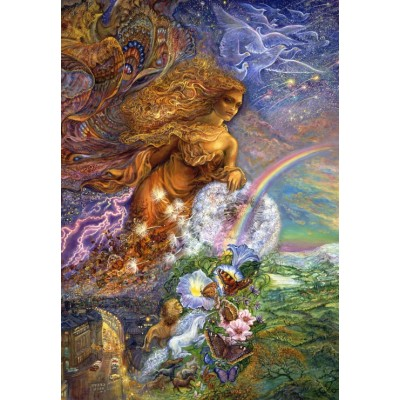grafika-Puzzle - 100 pieces - Josephine Wall - Wind of Change