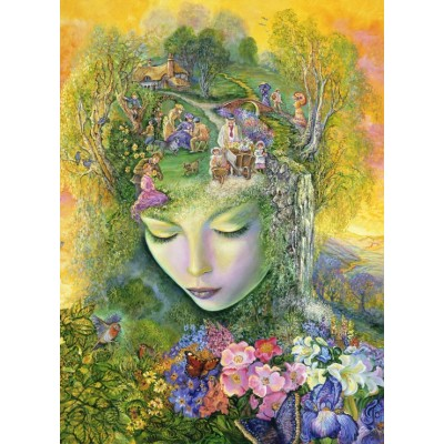 grafika-Puzzle - 300 pieces - Josephine Wall - Head Gardener