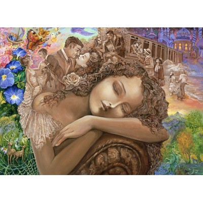 grafika-Puzzle - 300 pieces - Josephine Wall - If Only