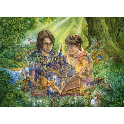 grafika-Puzzle - 300 pieces - Josephine Wall - Magical Storybook