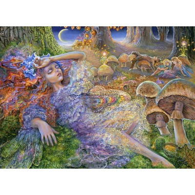 grafika-Puzzle - 300 pieces - Josephine Wall - After The Fairy Ball