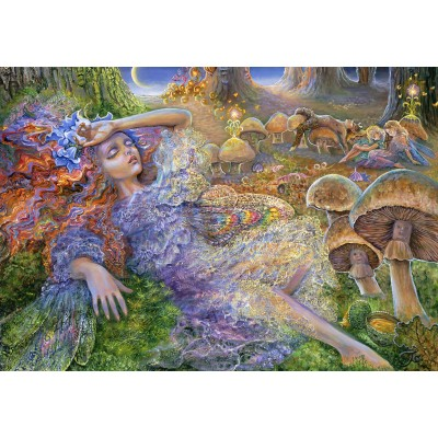 grafika-Puzzle - 100 pieces - Josephine Wall - After The Fairy Ball