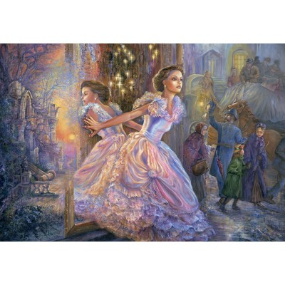 grafika-Puzzle - 100 pieces - Josephine Wall - Alternative Reality