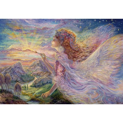 grafika-Puzzle - 100 pieces - Josephine Wall - Aurora