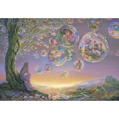 grafika-Puzzle - 100 pieces - Josephine Wall - Bubble Tree