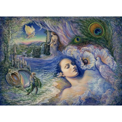 grafika-Puzzle - 300 pieces - Josephine Wall - Whispered Dreams
