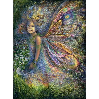 grafika-Puzzle - 300 pieces - Josephine Wall - The Wood Fairy