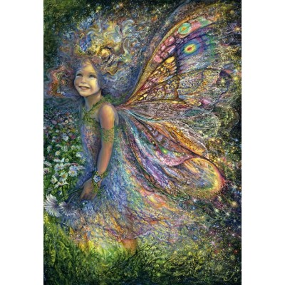 grafika-Puzzle - 100 pieces - Josephine Wall - The Wood Fairy