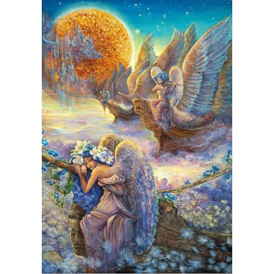 grafika-Puzzle - 100 pieces - Josephine Wall - I Saw Three Ships