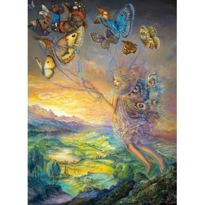 grafika-Puzzle - 300 pieces - Josephine Wall - Up and Away