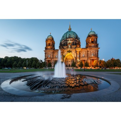 grafika-Puzzle - 12 pieces - XXL Pieces - Deutschland Edition - Berliner Dom