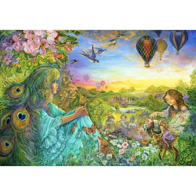 grafika-Puzzle - 100 pieces - Josephine Wall - Daydreaming