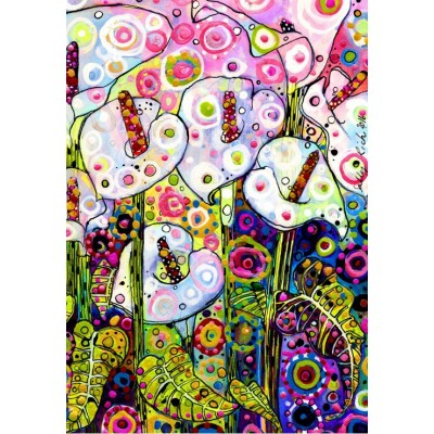 grafika-Puzzle - 100 pieces - Sally Rich - Lillys