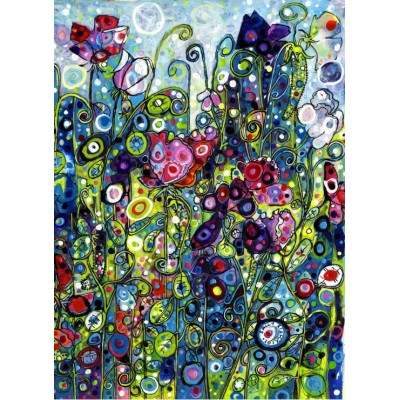 grafika-Puzzle - 300 pieces - Sally Rich - Sweet Pea